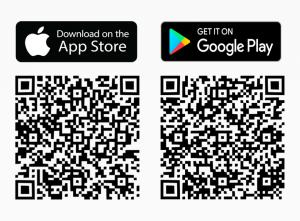 QR barcodes ClubApp
